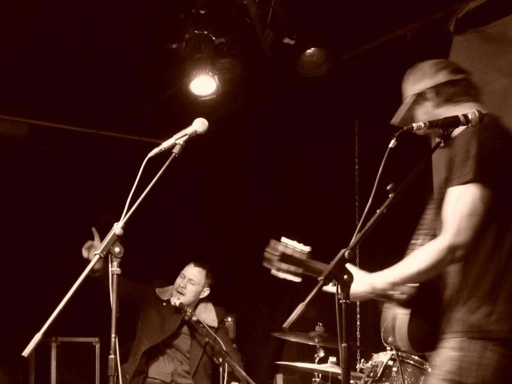Phosphorescent and David Gray - Hoxton Bar & Grill 29/11/10